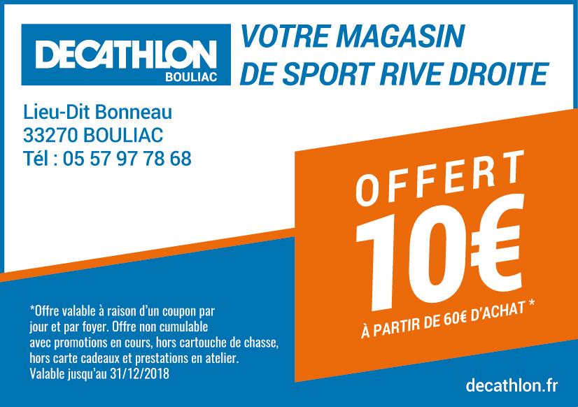 Proxi Bon Plan Decathlon A Bouliac Reduction 10