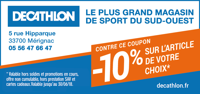 carte etudiant decathlon